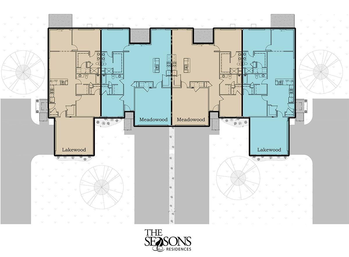 Seasons Residences Floor Plan